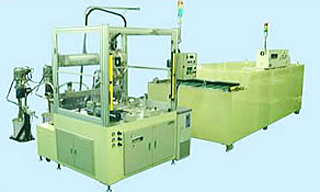 2液自動混合定量吐出装置